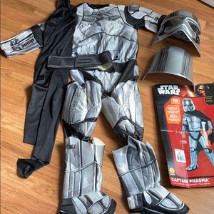 Disney Captain Phasma Star Wars Costume